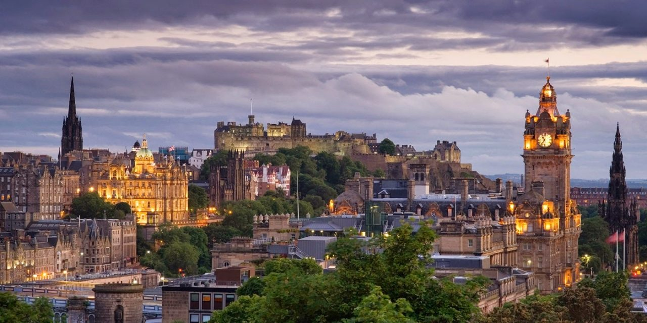 Edimburgo, una capital divertida